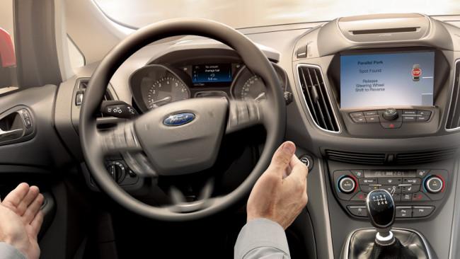 Ford C Max Markantes Design Und Großes Raumangebot